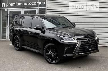 Позашляховик / Кросовер Lexus LX 450 2020 в Києві