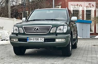 Lexus LX 470 2000 в Одессе