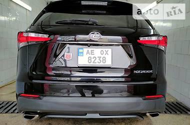 Lexus NX 200t 2016 в Днепре