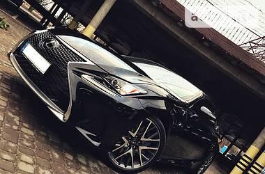 Lexus RC 2016