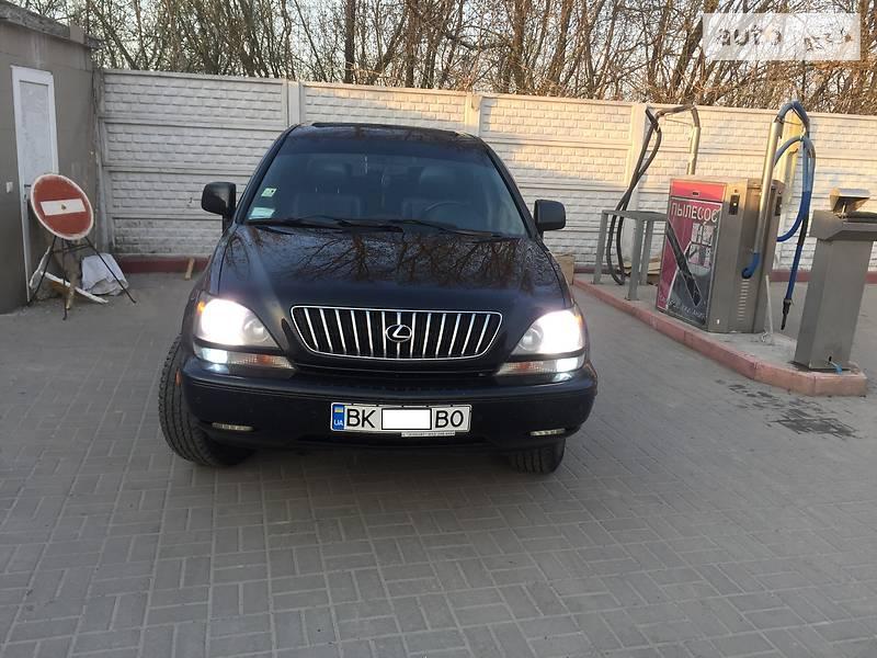 Lexus RX 300 2000 в Ровно