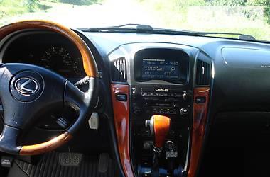 Lexus RX 300 2002