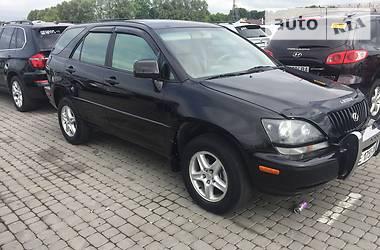 Lexus RX 300 1999 в Черновцах