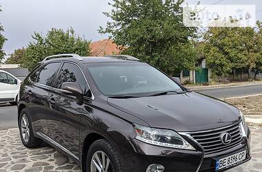 Lexus RX 350 2012 в Николаеве