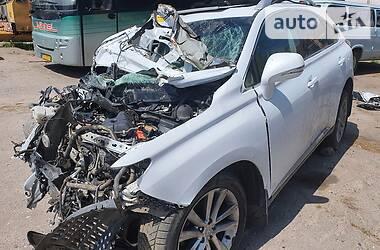 Позашляховик / Кросовер Lexus RX 450h 2012 в Полтаві