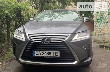 Унiверсал Lexus RX 450h 2018 в Черкасах