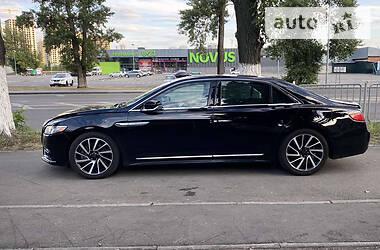Lincoln Continental 2017 в Чернівцях