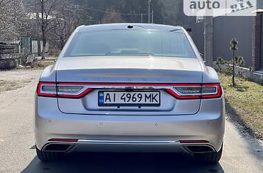 Lincoln Continental 2016 в Киеве
