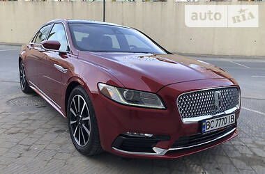 Lincoln Continental 2020 в Львові