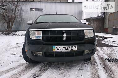 Lincoln MKX 2007 в Киеве