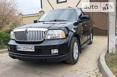 Внедорожник / Кроссовер Lincoln Navigator 2006 в Харькове