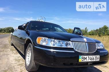 Lincoln Town Car 2001 в Конотопе