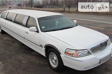 Lincoln Town Car 1999 в Киеве
