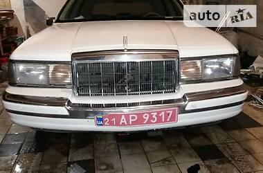 Lincoln Town Car 1990 в Харькове