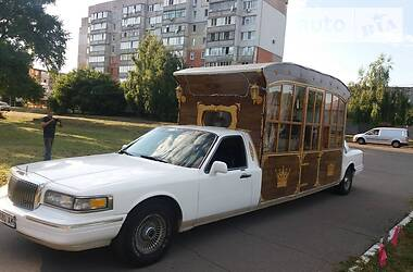 Lincoln Town Car 1996 в Прилуках
