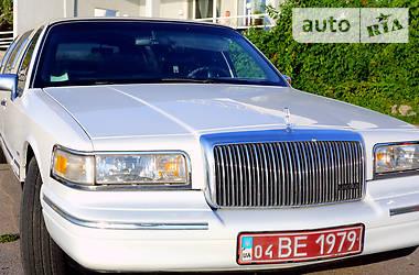 Lincoln Town Car 1993 в Кременчуге