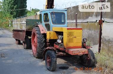 ЛТЗ Т-40 1989 в Кривом Роге