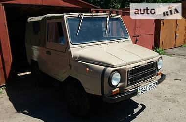 ЛуАЗ 1302 1990 в Луцке
