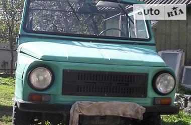 ЛуАЗ 696 1986 в Івано-Франківську
