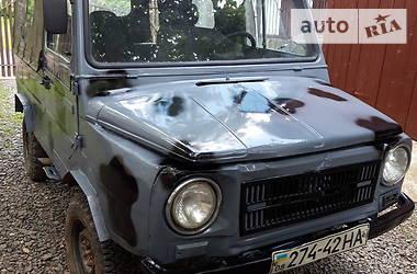 ЛуАЗ 696 1980 в Иршаве