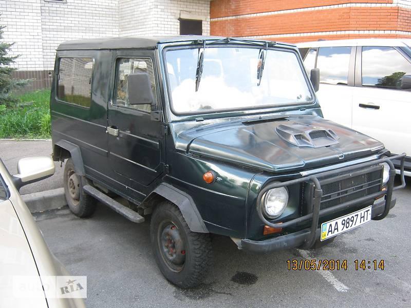 ЛуАЗ 968 1993 в Киеве