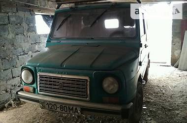 ЛуАЗ 969 Волынь 1998 в Христиновке