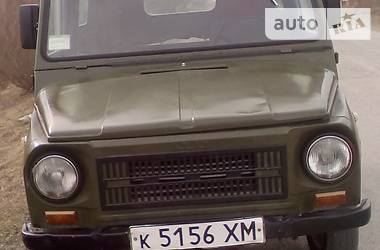 ЛуАЗ 969 Волынь 1987