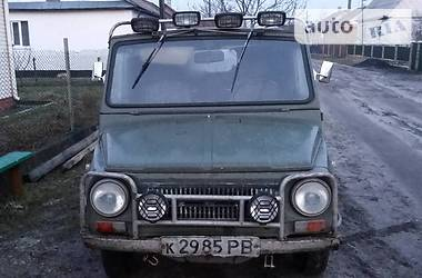 ЛуАЗ 969 Волынь 1990 в Костополе
