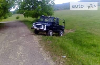 ЛуАЗ 969 Волынь 1989 в Иршаве