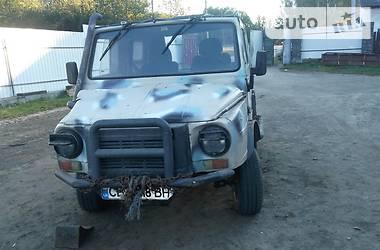 ЛуАЗ 969 Волынь 1988 в Радомышле