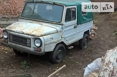 ЛуАЗ 969 Волынь 1992 в Тернополе