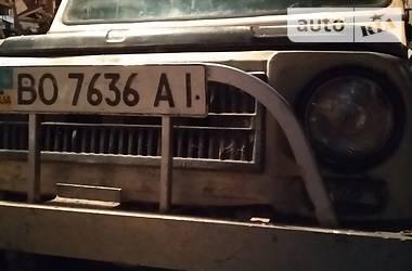 ЛуАЗ 969 Волынь 1992 в Рахове