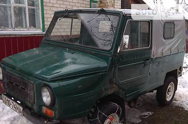 ЛуАЗ 969 Волынь 1989 в Черкассах