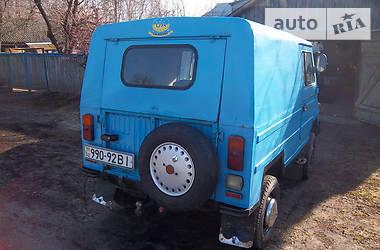 ЛуАЗ 969 Волынь 1989 в Чернигове