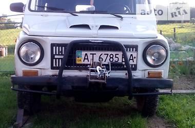 ЛуАЗ 969 Волынь 1992 в Богородчанах
