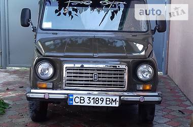 ЛуАЗ 969 Волынь 1988 в Чернигове