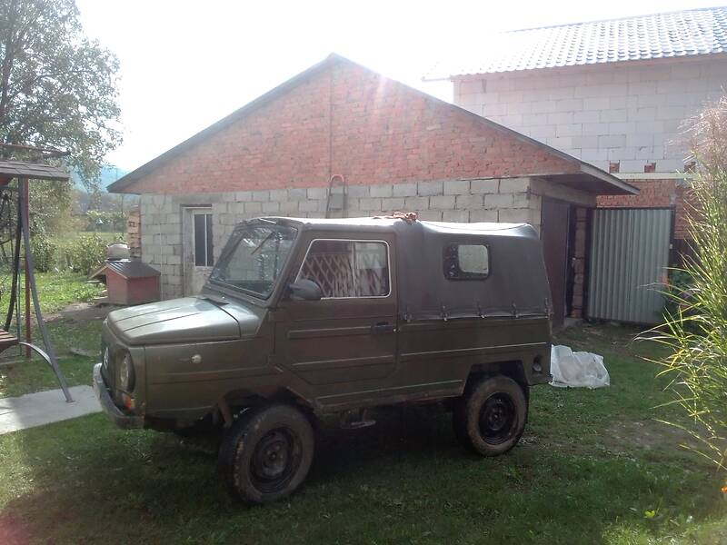 ЛуАЗ 969 Волынь 1992 в Тячеве