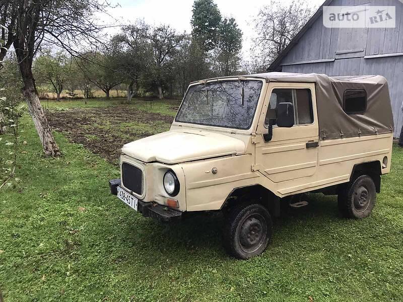 ЛуАЗ 969 Волынь 1991 в Богородчанах