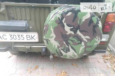 ЛуАЗ 969 Волинь 1993 в Луцьку