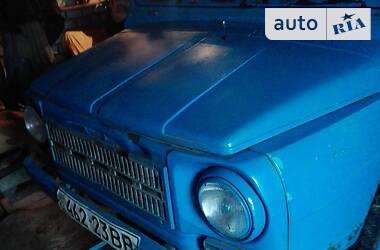 ЛуАЗ 969 Волынь 1987 в Коростене