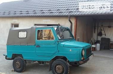 ЛуАЗ 969 Волынь 1990 в Тернополе