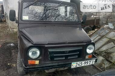 ЛуАЗ 969А 1977 в Подволочиске