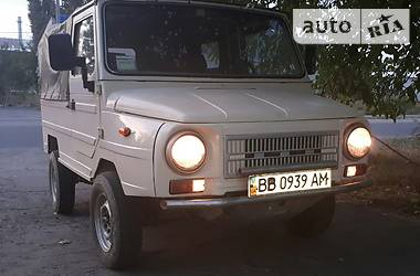 ЛуАЗ 969М 1991 в Луганске