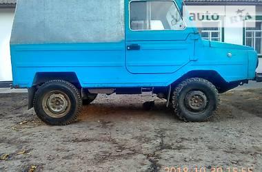 ЛуАЗ 969М 1989 в Знаменке