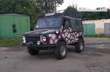 ЛуАЗ 969М 1992 в Надворной