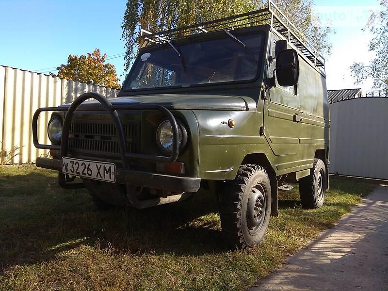 ЛуАЗ 969М 1989 в Березному