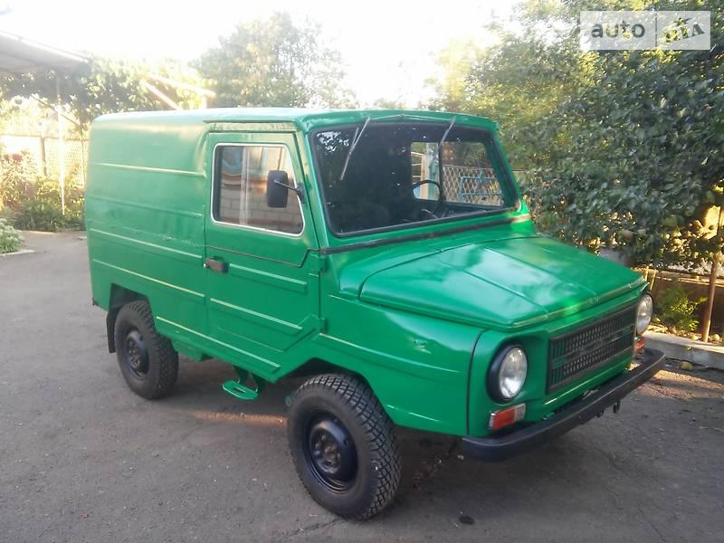 ЛуАЗ 969М 1988 в Песчанке