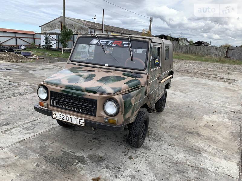 ЛуАЗ 969М 1988 в Ивано-Франковске