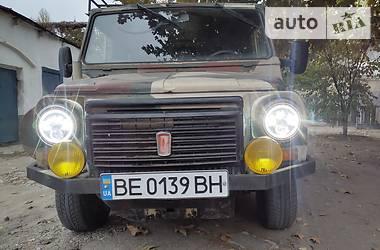 Легковий фургон (до 1,5т) ЛуАЗ 969М 1982 в Миколаєві