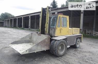 Львовский погрузчик 40814 1995 в Стрые